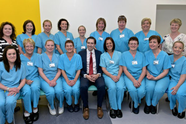 Minister for Health opens New Endoscopy Unit at Roscommon University Hospital