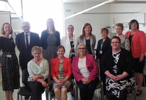 Roscommon University Hospital successful in NMBI Site Accreditation
