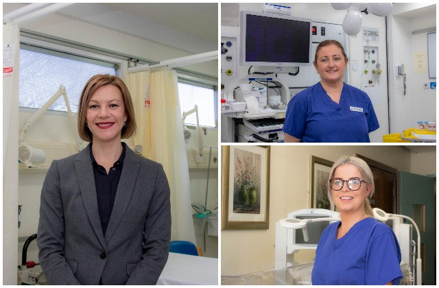 Letterkenny University Hospital undertakes significant hospital-wide recruitment campaign